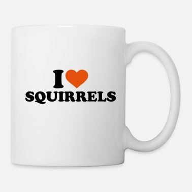 Squirrel Squirrel - Mug