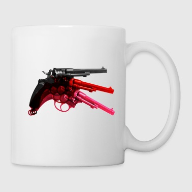 Guns revolvers - Coffee/Tea Mug
