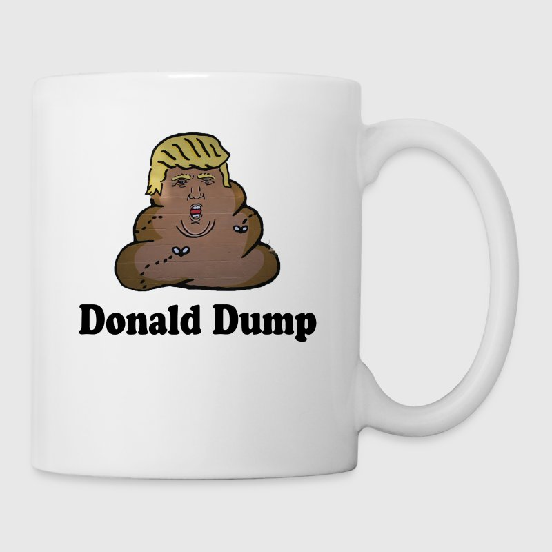 Donald Dump - Coffee/Tea Mug