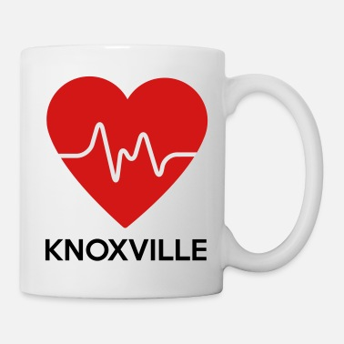 Knoxville Heart Knoxville - Mug