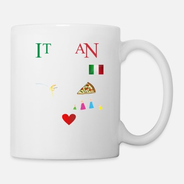 Italian Italian (Italiano) Italian 1: a person of italian - Mug