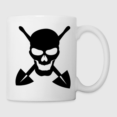 Grave Grave digger - Coffee/Tea Mug