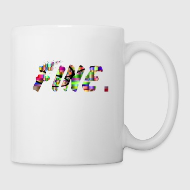 Fine. - Coffee/Tea Mug
