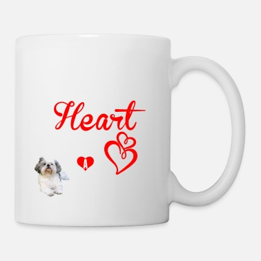 Shiz The Road To My Heart Is Paved With Shiz Tzu Dog Pa - Mug