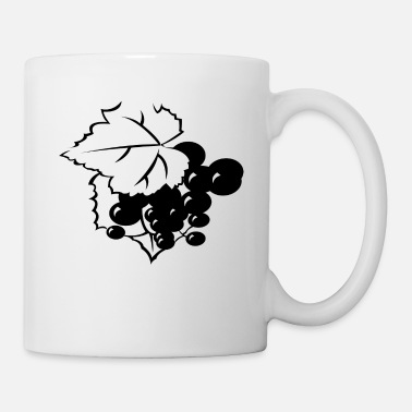 Grape Grapes - Mug