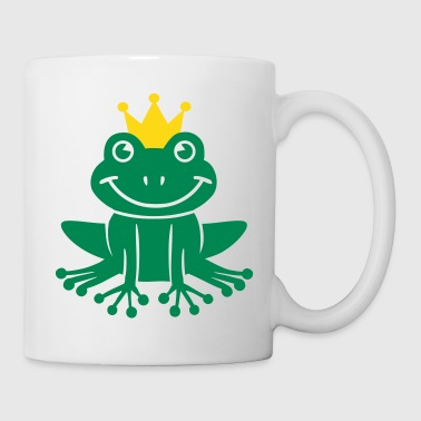 Prince Frog - Coffee/Tea Mug