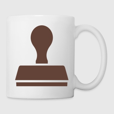 Stamp - Coffee/Tea Mug