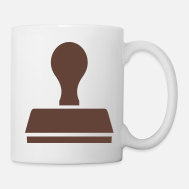 Stamp Stamp - Coffee/Tea Mug