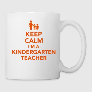 Kindergarten teacher - Coffee/Tea Mug