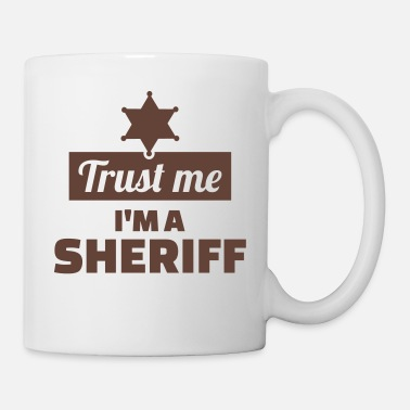 Sheriff Sheriff - Coffee/Tea Mug