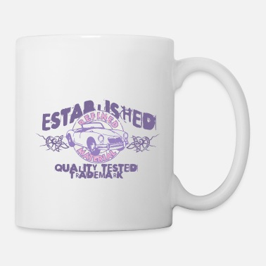 Established established - Coffee/Tea Mug