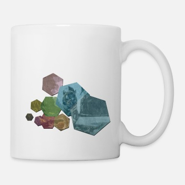 Hexagon Six Sided - Coffee/Tea Mug