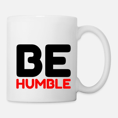 Nerdy BE HUMBLE - Mug