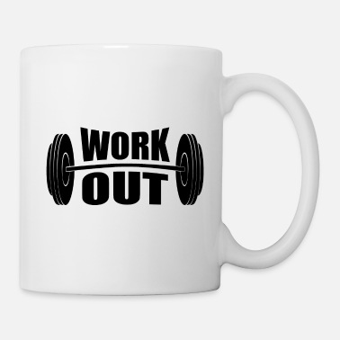 Fitness Workout - Mug