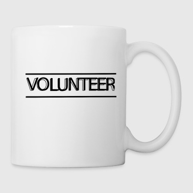 volunteer - Coffee/Tea Mug