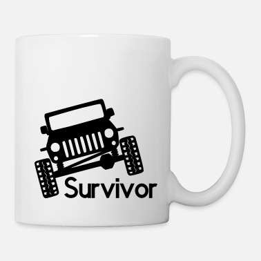 Survivor Survivor - Coffee/Tea Mug