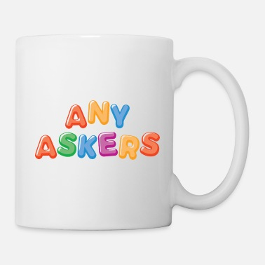 Twitch Streamer Any Askers - Mug