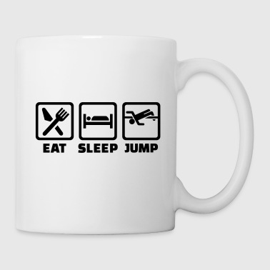 High Jump - Coffee/Tea Mug
