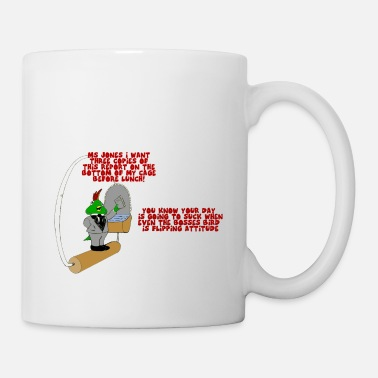Humor BIRDMAN2 - Coffee/Tea Mug