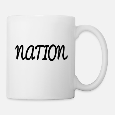 National NATION - Coffee/Tea Mug