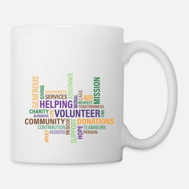 Word words - Mug