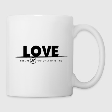1NE LOVE - Coffee/Tea Mug
