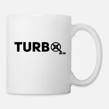 Outdoor turbo bike - Coffee/Tea Mug