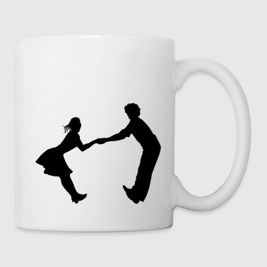 Dancing Dancer Music Musician - Coffee/Tea Mug