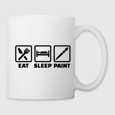 Paint - Coffee/Tea Mug