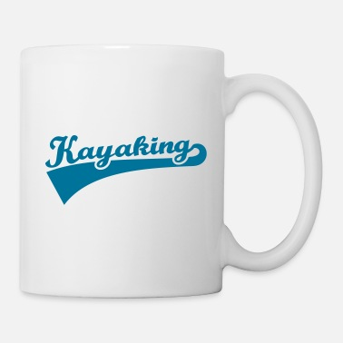 Kayak Kayaking - Coffee/Tea Mug