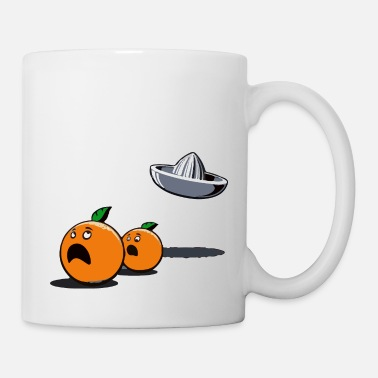 Orange Orange - Coffee/Tea Mug