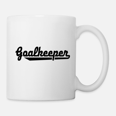 Goalkeeper goalkeeper - Mug