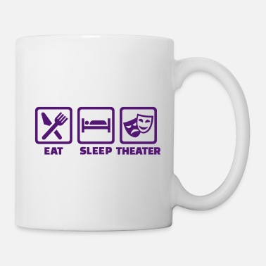 Theater Sayings Theater - Mug