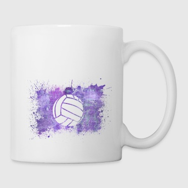 Volleyball Team Kids Teen Adult Sport Gift Idea - Coffee/Tea Mug
