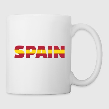 Spain - Coffee/Tea Mug