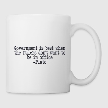 Plato on Government - Coffee/Tea Mug