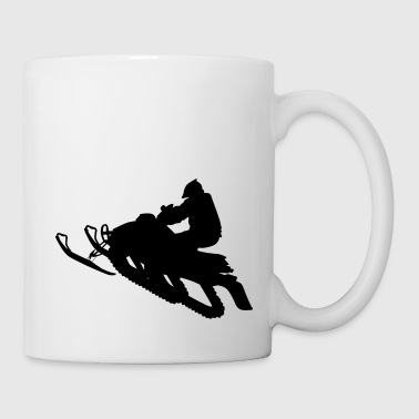 Snowmobile Winter Sports Snow - Coffee/Tea Mug