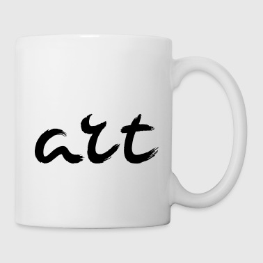 Art art - Coffee/Tea Mug