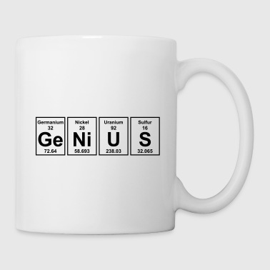 Genius - Coffee/Tea Mug