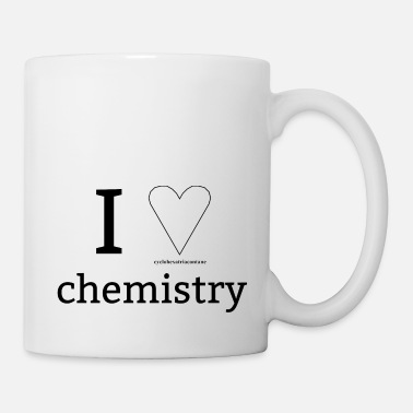 I Heart I ♡ chemistry - I love chemistry - I HEART - IUPAC - Coffee/Tea Mug