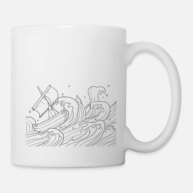 Clown Fish Jonah 1:117 02 - Mug