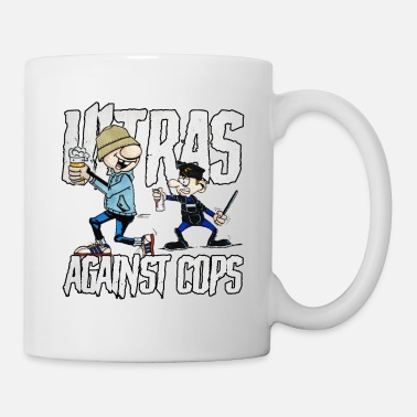 No Pyro No Party Ultra Cup Fun Cup NEW Crime Football Hooligan Hool Fan Mug