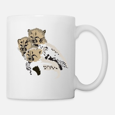Cub Cheetah Cubs - Coffee/Tea Mug