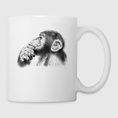 monkey - Coffee/Tea Mug