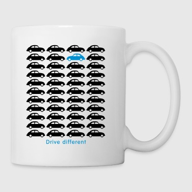 Beetle Car - Drive different - Coffee/Tea Mug