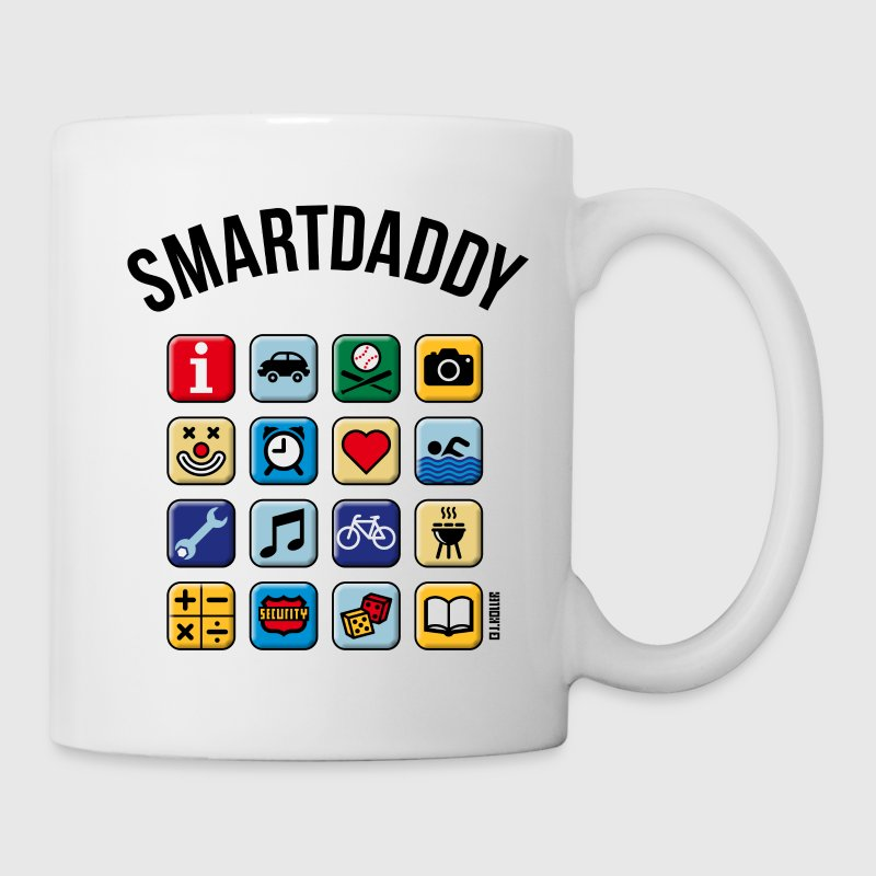 Smartdaddy (Daddy / Dad / POS / PNG) - Coffee/Tea Mug