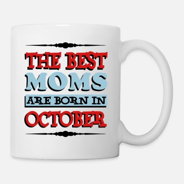 October October - Coffee/Tea Mug