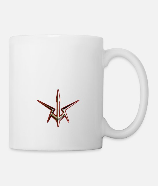 Coder Mugs & Cups - code geass logo - Mug white