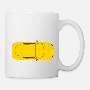 Sportscar sportscar - Coffee/Tea Mug