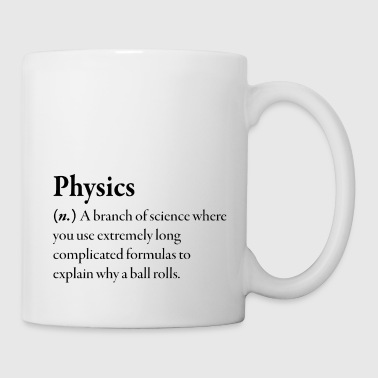 Physics Physics - Coffee/Tea Mug